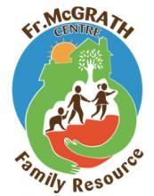 Father McGrath Centre Logo